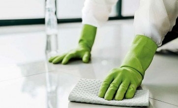 Deep cleaning for Coronavirus