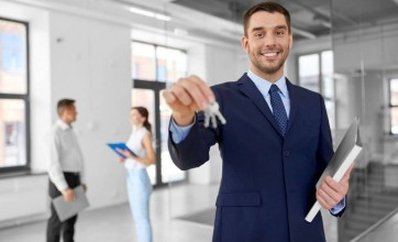 Office keys and your commercial cleaners