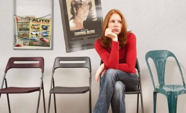 Sad waiting room