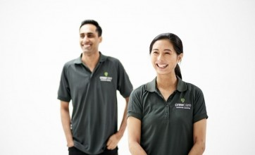 Your friendly commercial cleaners