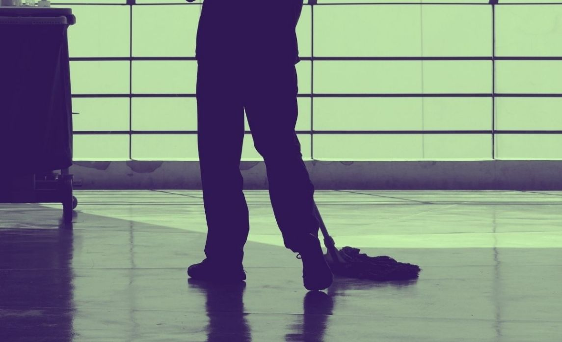 Why hire commercial cleaners
