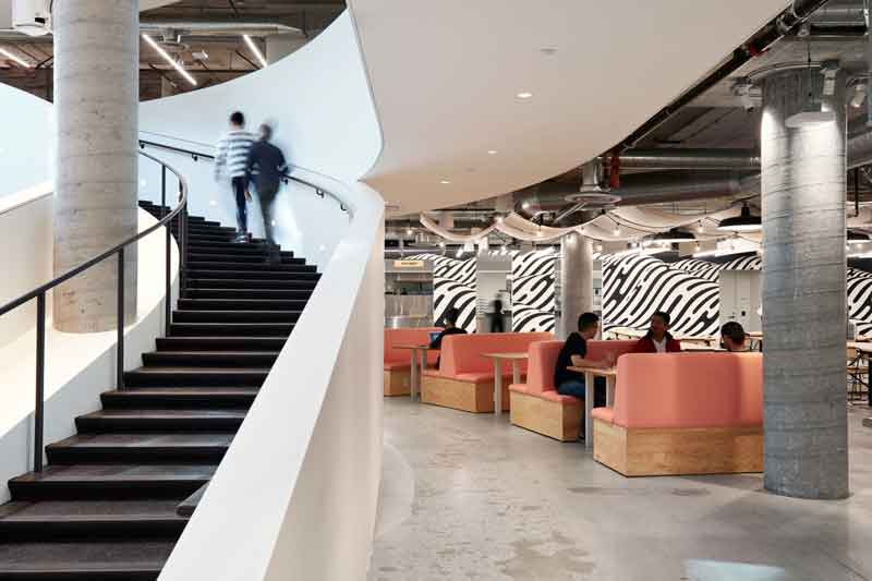 10 Most Innovative Office Spaces from Industry Leaders