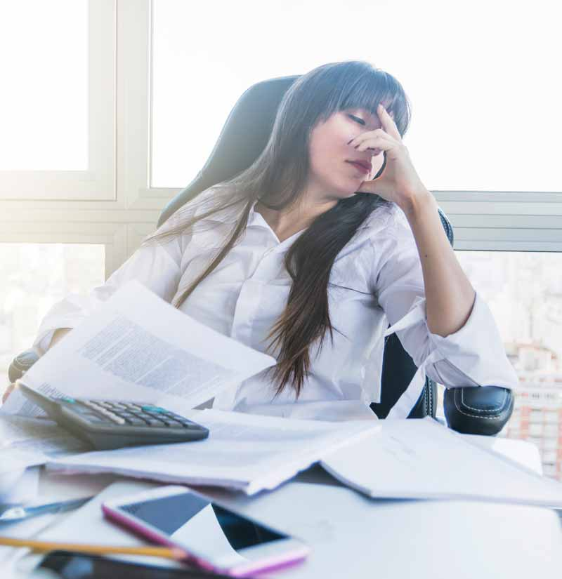 How a Tidy Desk Affects Efficiency