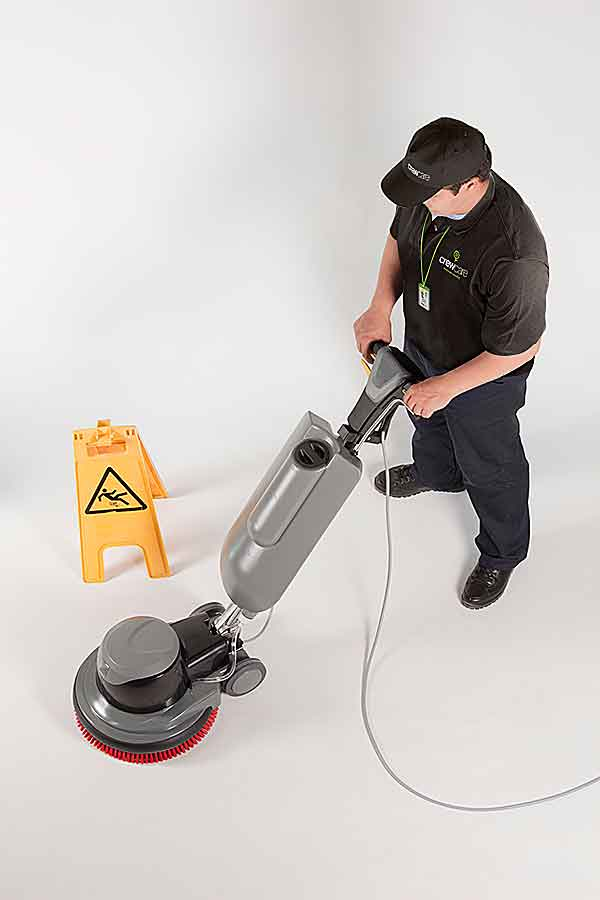 How Commercial Cleaning Differs from Janitorial Services